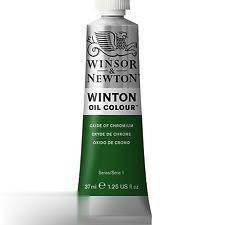 رنگ روغن WINSOR 1414459 37ml Oxide of Chromium 31