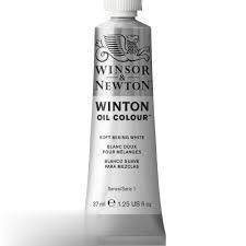رنگ روغن WINSOR 1414415 37ml Mixing White 77
