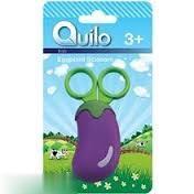 قيچي Quilo 011303 Eggplant 10cm