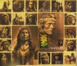 ناواجو مناجات سرخپوستان (Navajo)