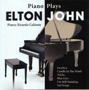 Elton John Piano Plays