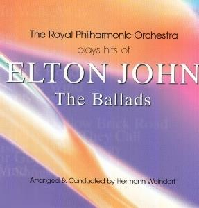 Elton John - The Ballads