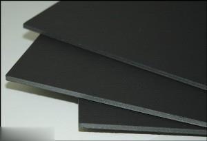 فوم برد مشكي 70×100 FABRIANO 5mm
