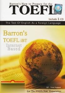 Barrons TOEFL iBT Internet Based