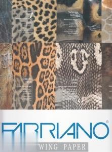 دفتر طراحي FABRIANO 90gr A4