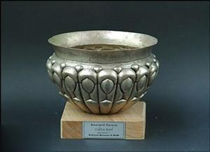 تنديس Golden Bowl mu033 سفير