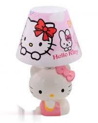 چراغ كودك Hello Kitty 8029