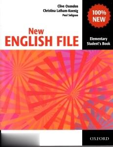New English File Elemantary SB WB CD