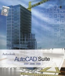 AutoCAD Suite 2007 2008 2009