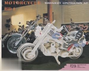 موتورسيكلت HD رنگي 2 لايه PC056