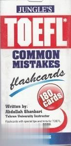 اشتباهات رايج آيلتس Common mistakes Ielts Flashcards 180 Cards