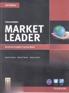 Market Leader intermediate SB WB CD