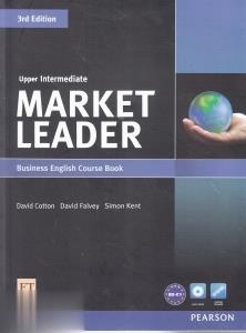 Market Leader Upper-intermediate SB WB CD
