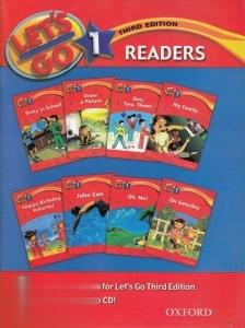 Lets Go Readers 1 CD