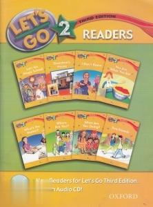 Lets Go Readers 2 CD