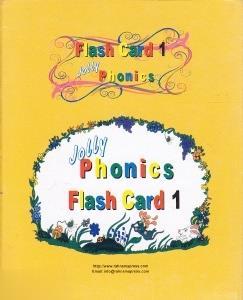 Jolly Phonics Flash Card 1