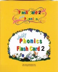 Jolly Phonics Flash Card 2