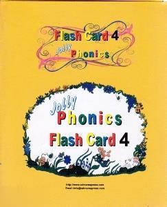 Jolly Phonics Flash Card 4