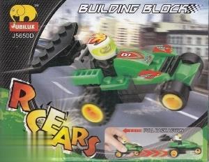 Racears Building Block 30pcs J5650D