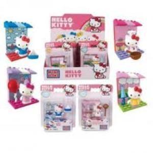 Hello Kitty 10852 - 10853 - 10854 - 10855 - 10870 - 10871