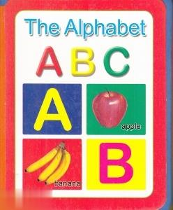 آموزش الفباي انگليسي The Alphabet (كتاب فومي)