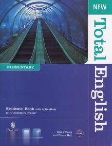 New Total English Elementary SB WB CD