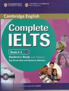 Complete IELTS B1 SB WB CD