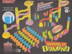 World of Domino 122pcs 1206