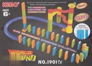 World of Domino 56pcs 1901
