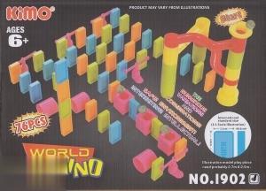World of Domino 76pcs 1902