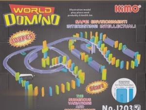 World of Domino 108pcs 1203