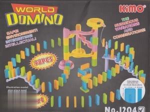 World of Domino 98pcs 1204