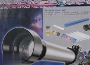 ست تلسكوپ و ميكروسكوپ