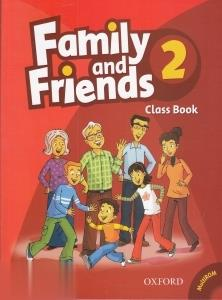 British Family and friends 2 SB WB CD (دو جلدي)