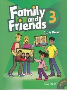 British Family and friends 3 SB WB CD (دو جلدي)