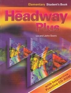 New Headway Plus Elementary sb wb CD