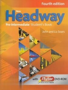 New Headway Pre Intermediate SB WB CD