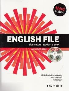 English File Elemantary SB WB CD