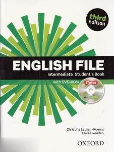 English File Intermediate SB WB CD