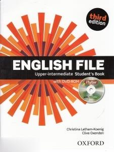 English File Upper Intermediate SB WB CD