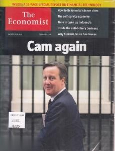 (The Economist 19 (2015