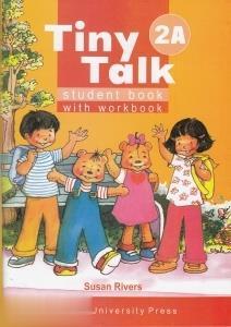 Tiny Talk 2A SB WB CD (تك جلدي)
