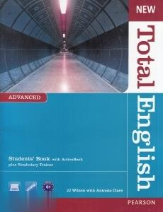 New Total English Advanced SB WB CD