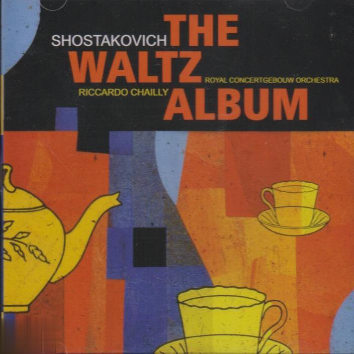 والس شوستاكوويچ (The Waltz Album)