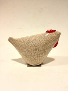 مرغ سفيد ساتگين