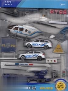 ست ايستگاه پليس 20-1058