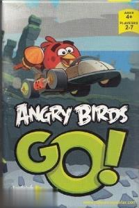 كارت بازي پرندگان خشمگين Go Angry Birds