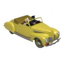 مدل ماشين كاربيوله هادوك TINTIN 29011