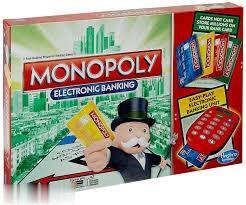 Monopoly 6136 (با كارتخوان)