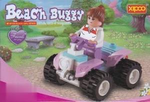 موتور ساحلي Beach Buggy 42pcs XP96007
